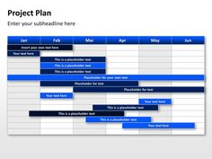 Spreadsheet ideas for PPT