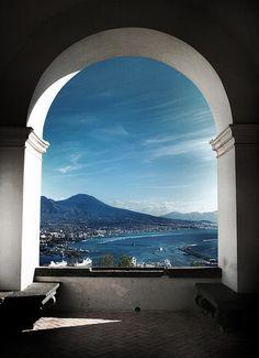 Certosa di San Martino. Napoli, Italy