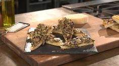 Mixed Mushroom Toast