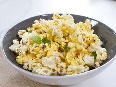 Get Garlic Ramen Popcorn Recipe from Food Network