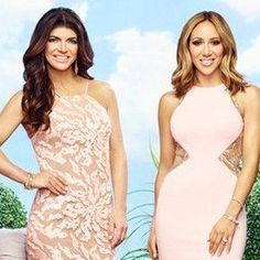 rhonj teresa and melissa   RHONJ Season 7 Will Finally Feature a United Melissa & Teresa