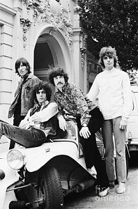 Rock And Roll Photograph - Pink Floyd 1967 by Chris Walter