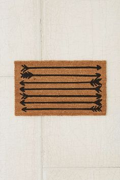 4040 Locust Arrows Doormat - Urban Outfitters