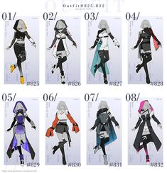 Cartoon Outfits, Anime Outfits, Safari Outfits, Drawing Anime Clothes, Character Inspired Outfits, Hero Costumes, Cute Art Styles, Samurai Warrior, Anime Drawings Sketches
