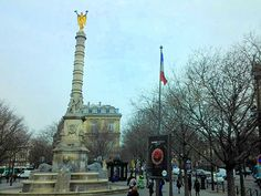 Fontaine du Chatelet.