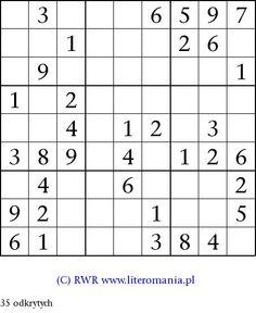 Sudoku i inne zagadki i gry matematyczne -  Drupal