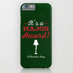 It's a Major Award! iPhone & iPod Case