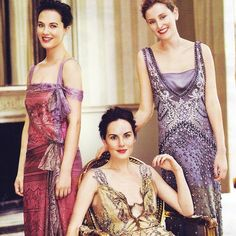belongs on both tv and style boards. <3 downton