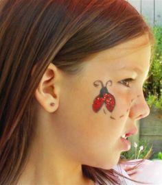 42 En Iyi Yüz Boyama Görüntüsü Artistic Make Up Childrens Face