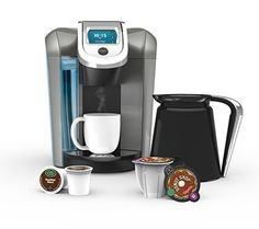 {Quick and Easy Gift Ideas from the USA}  Keurig K550 2.0 Brewer, Black http://welikedthis.com/keurig-k550-2-0-brewer-black #gifts #giftideas #welikedthisusa