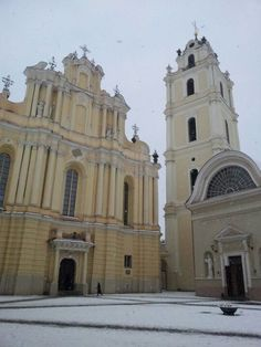 "See 2145 photos and 55 tips from 20913 visitors to Vilnius. ""You always will found what to do in Vilnius. Lithuania Travel, Baltic Region, Europe On A Budget, Gothic Architecture, Eastern Europe, Capital City, Countries Of The World, World Heritage Sites, Europe"