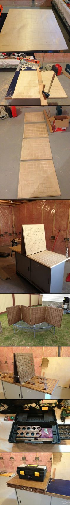 Battleshots- For when you need a game to get hammered.