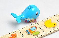 Дети играют в воде игрушки детская ванночка земноводные киты плавают реактивный шнурок для бега - Taobao 100
