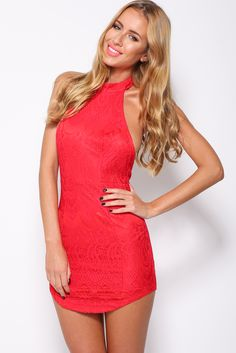 Sugar Babe Dress, Red, $55 + Free express shipping http://www.hellomollyfashion.com/sugar-babe-dress-red.html