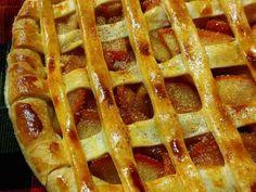 らぽっぽのアップルポテトパイレシピ