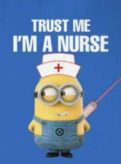 Minion nurse