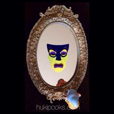 Magic Mirror on the Wall  Disney Snow White Evil by HukiPooks