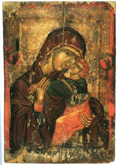 Religious Icons, Religious Art, Byzantine Icons, Orthodox Icons, Sacred Art, Fresco, Religion, Angels, Painting