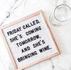 Funny Quotes QUOTATION – Image : Quotes Of the day – Description 30 Hilarious Letterboard Quotes Sharing is Caring – Don't forget to share this quote ! Tgif, Felt Letter Board, Felt Letters, Thursday Quotes, Its Friday Quotes, Weekend Quotes, Morning Quotes, Word Board, Quote Board