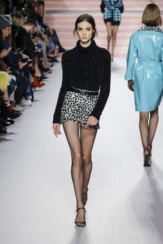 Philosophy Di Lorenzo Serafini, Otoño/Invierno 2017, Milán, Womenswear
