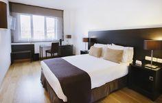 Habitación doble - Rafaelhoteles Atocha