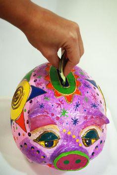 Beatriz Garcia. BGA.  Hecho en Venezuela. Pieza única en Colectivo Artístico KREARTE. Caracas-Venezuela. @Tienda_Krearte