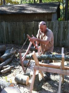 Building A Sawbuck: Work Smarter In The Woodpile