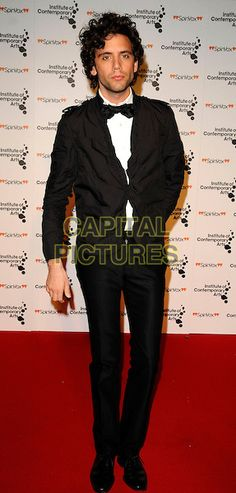"""MIKA aka Michael Holbrook Penniman @ """"Figures Of Speech"""" ICA Annual Gala Inside Arrivals, The Brewery, London, England, March 2009 Figure Of Speech, Royal Albert Hall, Boys Who, London England, Brewery, March, Photos, Pictures, Glitter"""