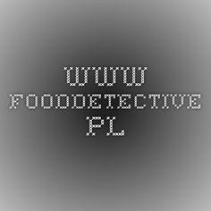 www.fooddetective.pl