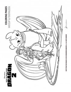How to Train Your Dragon coloring pages. Hiccup, toothless, Astrid and more of the cast from How to Train your Dragon 2 printables. Toothless Party, Toothless Dragon, Hiccup And Toothless, Baby Toothless, Httyd 2, Dragon Birthday Parties, Dragon Party, Dragon Rider, Dragon 2