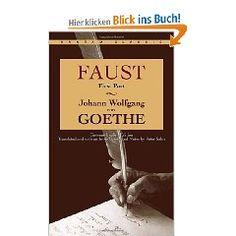 """Faust I"" by J. W. v. Goethe"