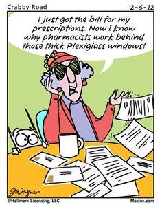 Prescriptions...
