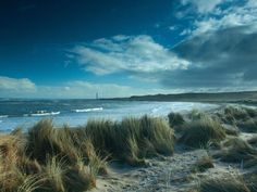 John Muir Way:  A 134-mile, coast-to-coast trail officially opens this week in Scotland, and it's a beauty.