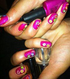Fruity fingers