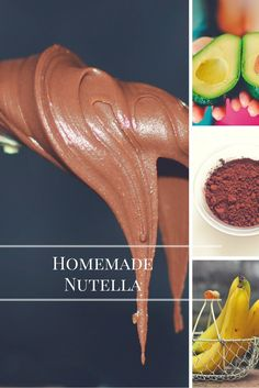 I know you are thinking 'healthy Nutella? is it possible'? Yes, it is! And there is no sugar, palm oil...
