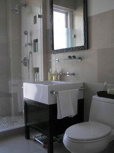 Toallero lavabo