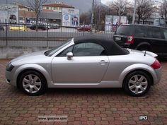 2004 audi tt | 2004 Audi TT ROADSTER Cabrio / roadster Used vehicle photo 2