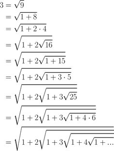 nested-radical-ramanujam-solution