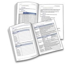 Standard Operating Procedures Templates (MS Word/Excel