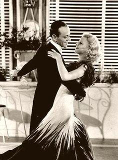 amor baile vintage