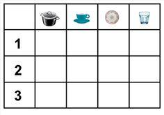 matrix eet smakelijk Speech Language Therapy, Speech And Language, Logic Puzzles, A Table, Restaurant, Worksheets, Fruit, House, School Supplies