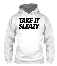 Workaholics Take It Sleazy - T Shirt Adam Devamp Inspired Available at www.fittedera.com   http://www.fittedera.com/products/workaholics-take-it-sleazy-t-shirt  #workaholics #takeitsleazy #adamdevine #adamdevamp #blakeanderson #ders #gottastayfresh #letsgetweird #workaholicstakeitsleazy