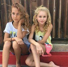 Nadia and ruby turner Little Girl Models, Cute Little Girl Dresses, Cute Young Girl, Beautiful Little Girls, Cute Outfits For Kids, Cute Little Girls, Young Girl Fashion, Preteen Girls Fashion, Teen Models