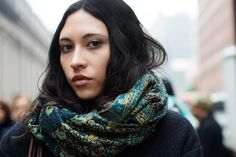 On the Street…….. West 33rd St., New York