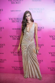 Model Taylor Hill attends the 2017 Victoria Secret Fashion Show After Party on November 20 2017 in Shanghai China