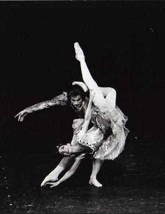 Margot Fonteyn and Rudolf Nureyev, Sleeping Beauty