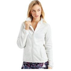 Aeropostale Full Zip Fleece Jacket. Large. Aeropostale full zip fleece jacket. Large. Received as a gift and it was too large. Off white color. I don't think I ever wore it. Bundle up and save! I offer 10% off of 2+ items. Only offers made through the offer button will be considered. No trades, no holds. Happy Poshing!  Aeropostale Jackets & Coats