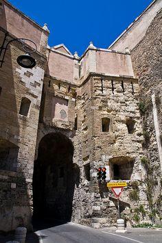 Mura di Castello - Cagliari, Sardinia, Italy