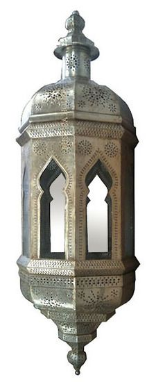 Rustica House high ceiling foyer tin lamp in moroccan style. Kitchen Table Lighting Fixtures, Modern Bathroom Lighting, Rustic Light Fixtures, Vaulted Ceiling Lighting, Foyer Lighting, Rustic Lighting, House Lighting, Hotel Foyer, Moroccan Lanterns