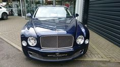Bentley Mulsanne, Bmw, Vehicles, Car, Vehicle, Tools